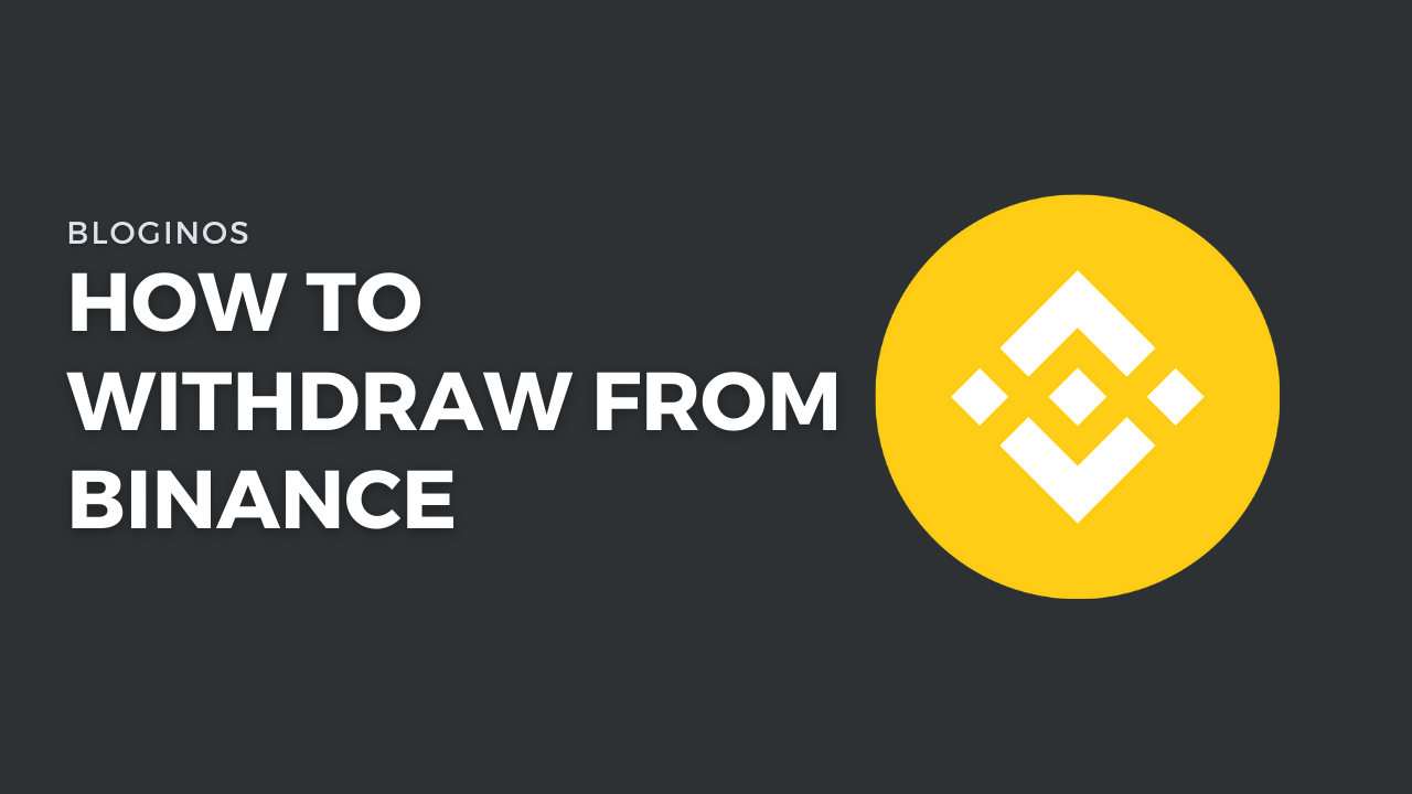 how to withdraw from binance